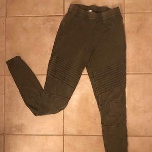 Nordstrom B.P Moto leggings